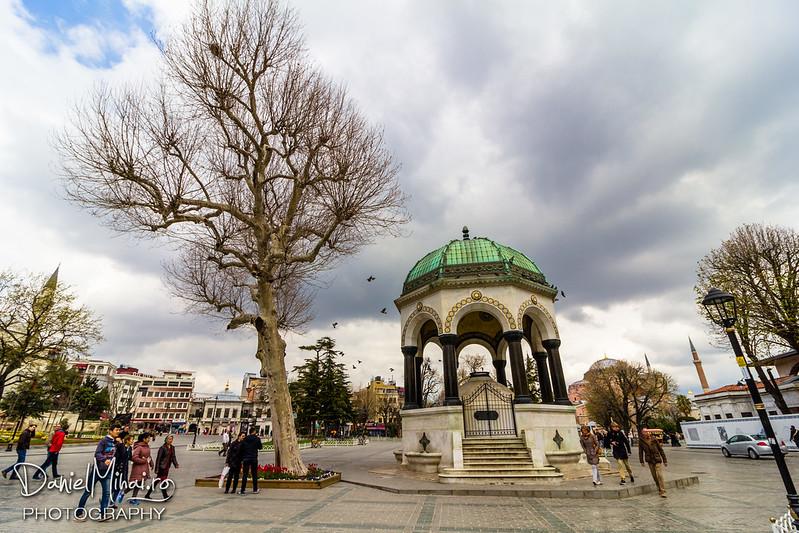 Alman Çeşmesi - Istanbul by Daniel Mihai