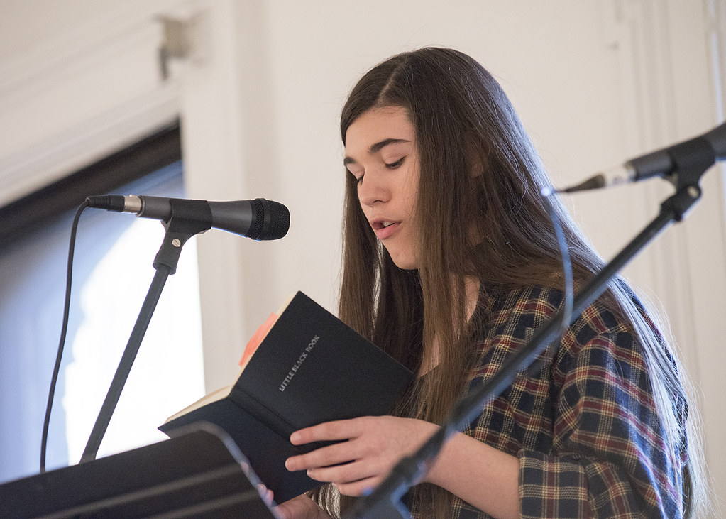 PHOTOS: Breaking Ground Poets poetry slam at the AfA