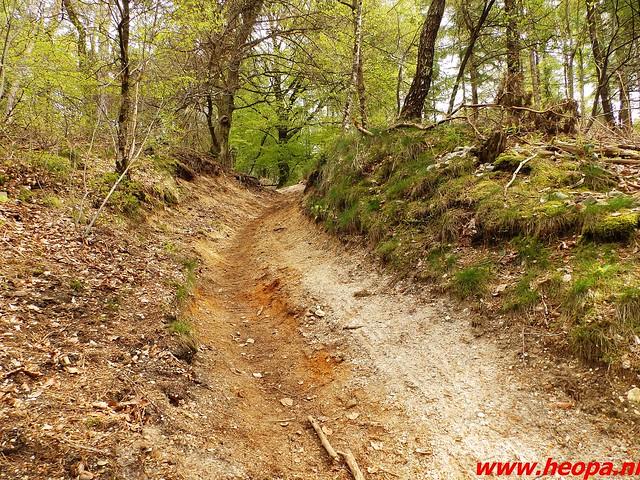 2016-04-30   Lentetocht  (klim) wandeling 40 Km  (30)