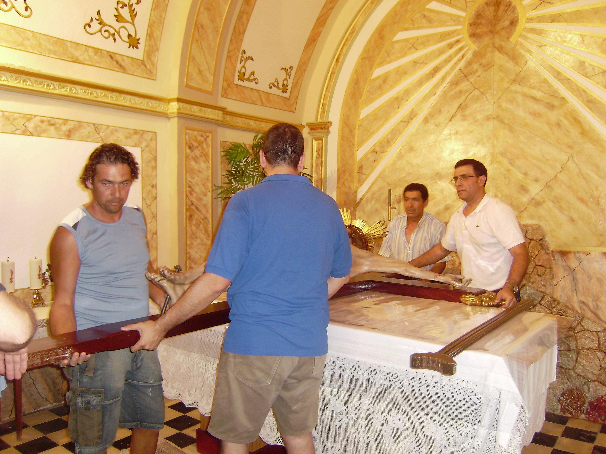 (2009-06-04) - Preparativos - Javier Romero Ripoll - (02)