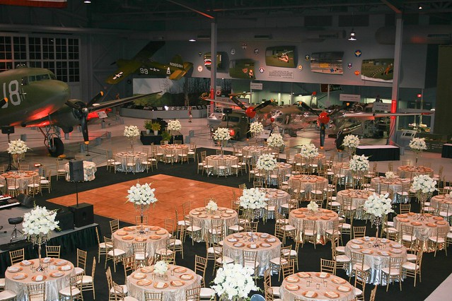 Weddings at EAA