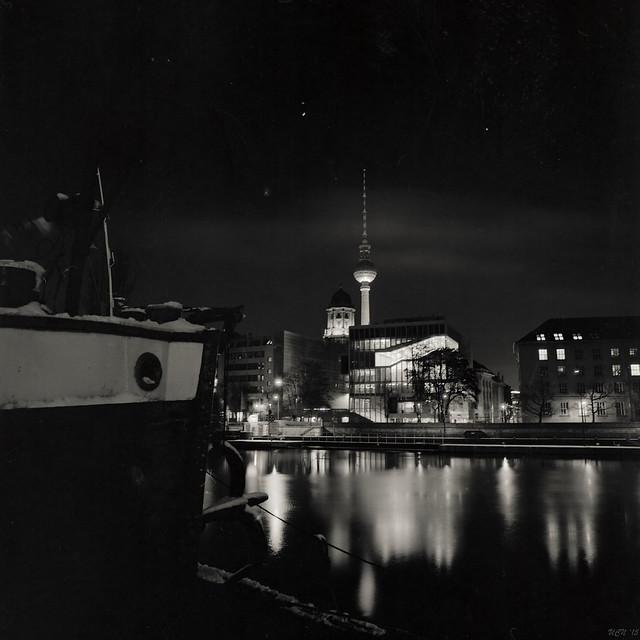 River Bank at Night #2