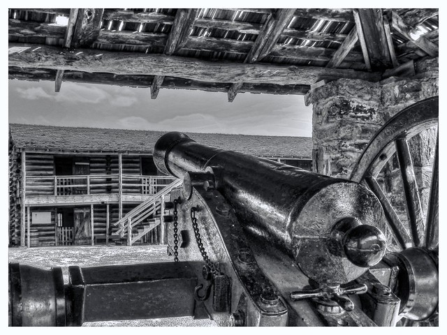 Fort Gibson Stockade 3