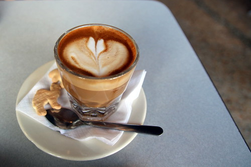 Cortado coffee at Tryst | by Bex.Walton