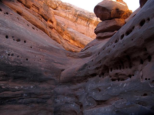 U-Turn Canyon