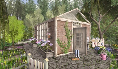 TMS Greenhouse | by Hidden Gems in Second Life (Interior Designer)