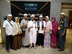 muhammad soleh umroh dengan nuryanto