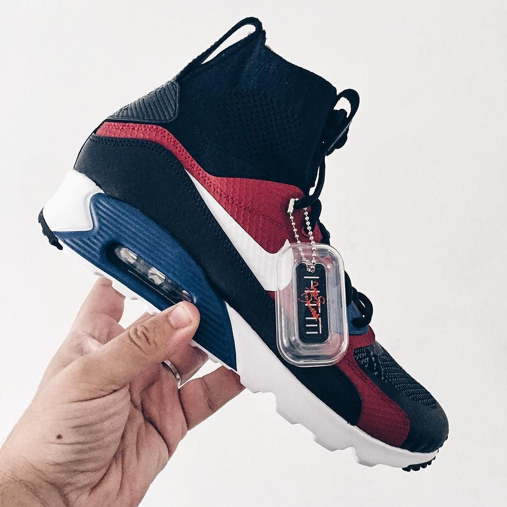 Respect the Architects. Las Nike Air Max 90 Ultra Superfly