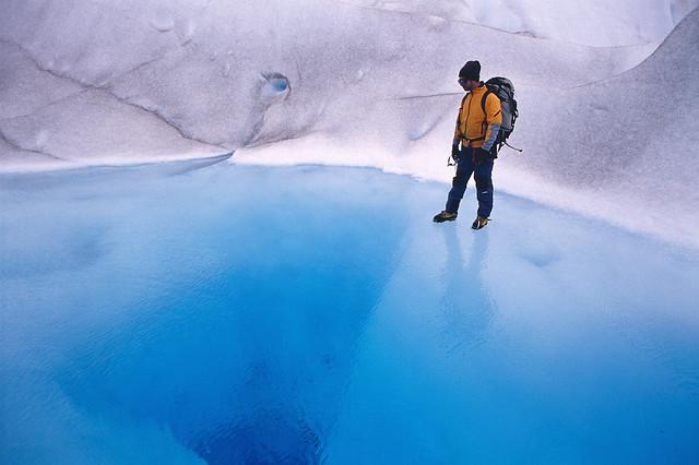 Glacier Grey, Chile