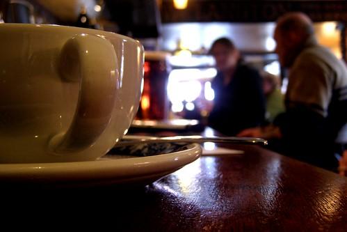 DILO 21 Mar 07 - Coffee in the Pub