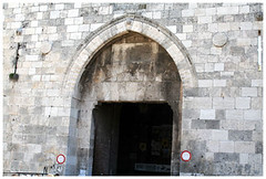 damascus-gate | by Lyons, Tigers, and Bears...Oh My!