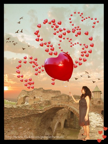 99 Red Balloons | by Hemali Tanna