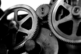 Gears | by Thomas Claveirole
