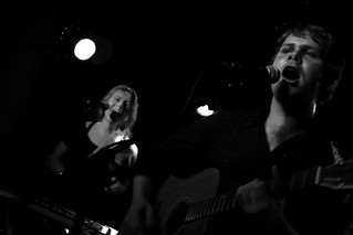 Loney, Dear - The Water Rats, London. 25/04/07   by richt/tlobf
