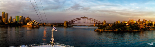 sea sky panorama architecture sunrise canon ship widescreen sydney australia circularquay panoramic nsw 1855mm operahouse hdr sydneybridge kevinwalker canon1100d