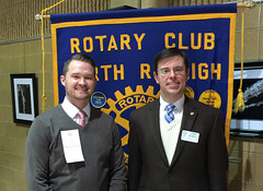 Chris Morden brought a guest from the Monroe-Wallace Law Office.   The 2016 Winter Assembly included new member Steve Ramirez's induction, Casino Night presentation from Scott Tarkenton, a membership update from Chris Morden and a website update from Mike Wienold.