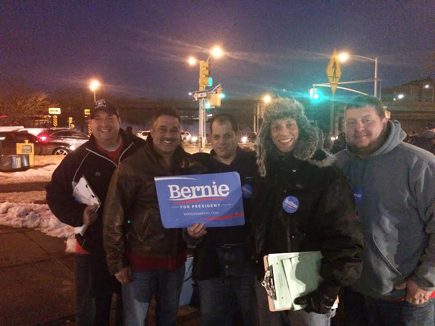 Petitioning in Queens, NY