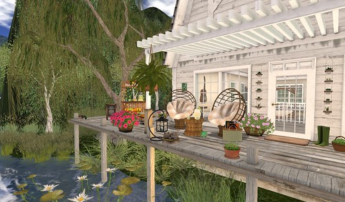Park Place Swank & Gacha Good March Events | by Hidden Gems in Second Life (Interior Designer)