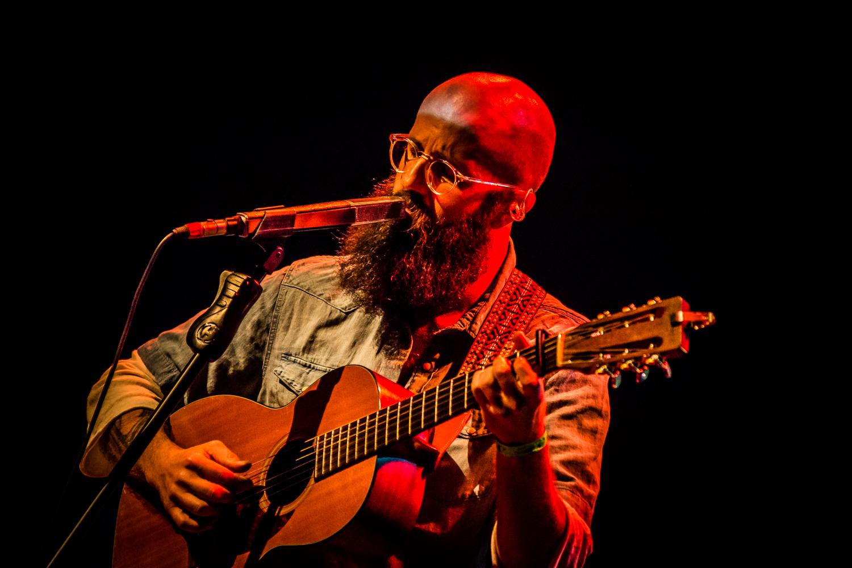 William Fitzsimmons @ Little Waves festival 2016 (© Timmy Haubrechts)