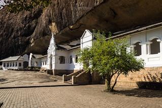 Cave temple of Dambulla