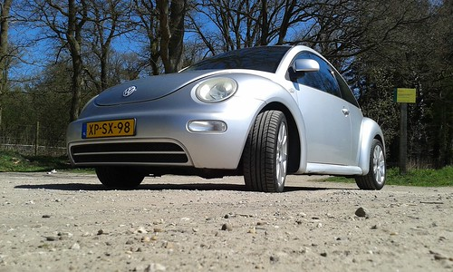 our VW New Beetle (1999)