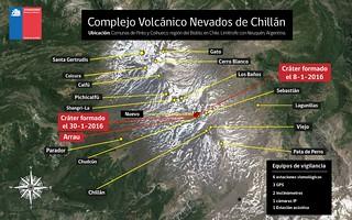 volcanesnevados | by Servicio Nacional de Geología y Minería (Chile)