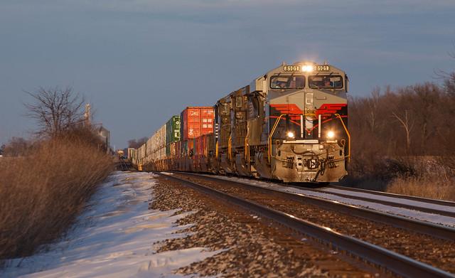 NS 8101 West, Marshfield, IN