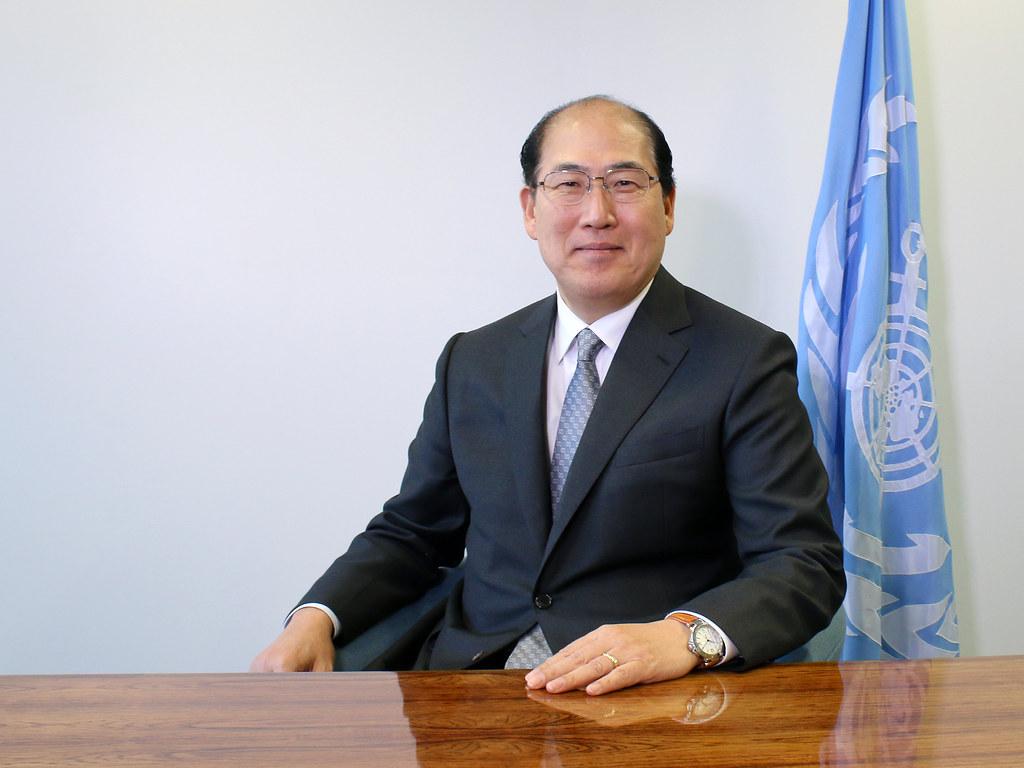 """Kitack Lim (OMI): """"Es de vital importancia que el flujo del comercio por mar no se interrumpa innecesariamente"""""""
