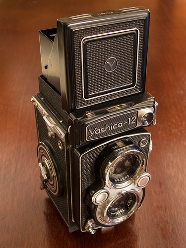 Yashica-12 | by Jim Grey