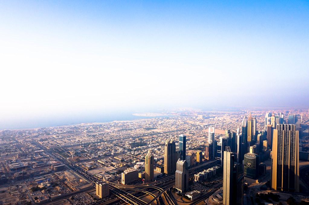 Awesome Dubai View