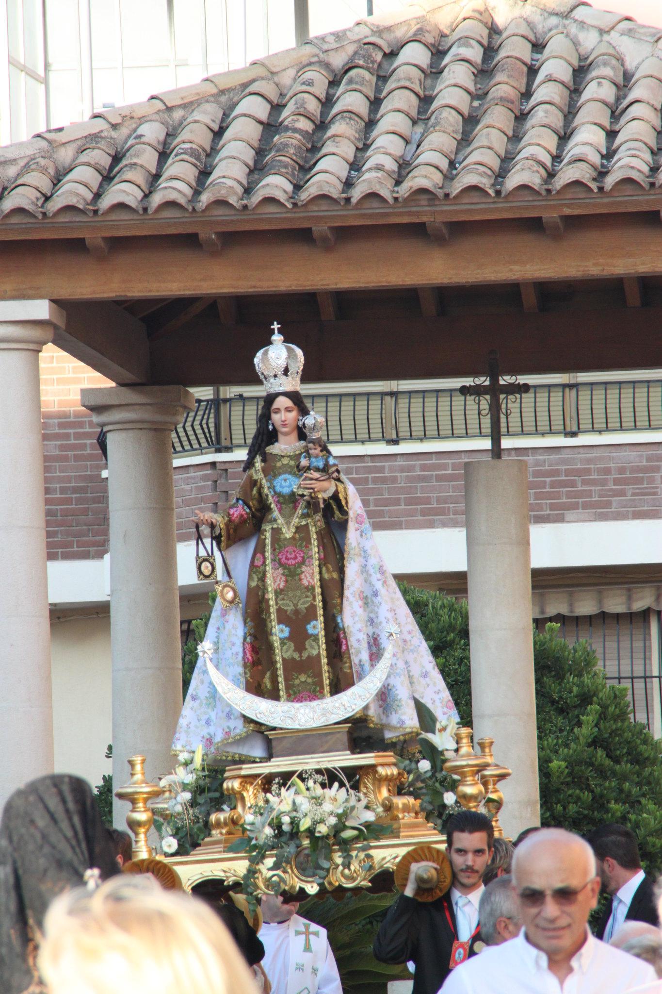 (2015-07-12) - Virgen del Carmen, parroquia La Santa Cruz - Javier Romero Ripoll (151)
