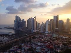 My name is Panamá #ciudad #city #Panamá #AmoPanamá #atardecer #sunset