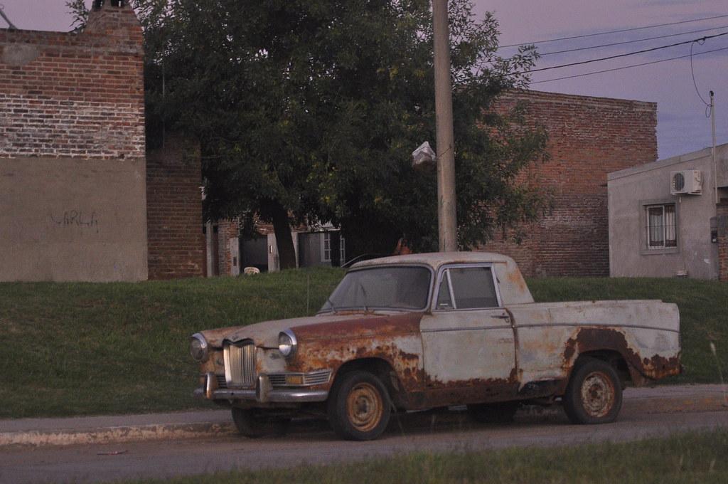 Siam Di Tella pickup Argenta