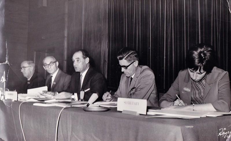 CEE Conference Oslo 1968