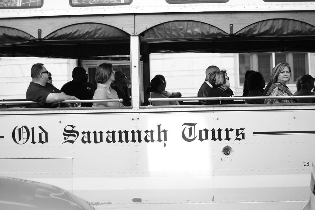 Old Savannah Trolley Tours