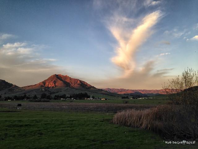 Bishop Peak (Explored 1/30/16)