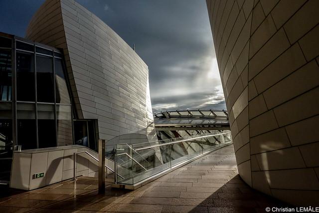 Gros temps en prévision / Rough weather ahead - Fondation Louis Vuitton - Paris