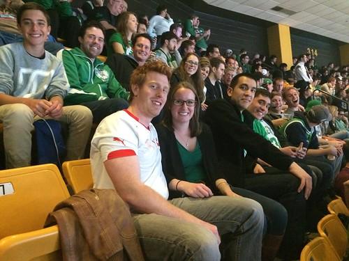 WAKEBoston Cheering on the Celtics!