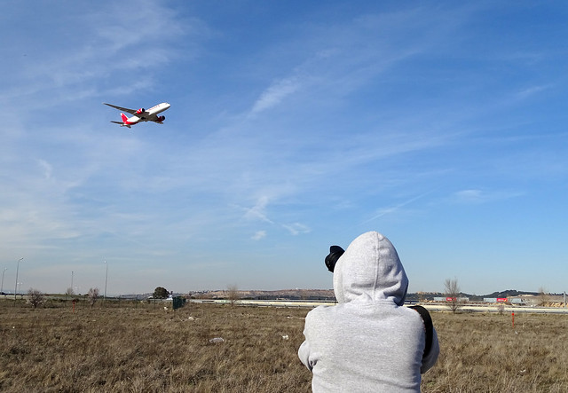 CAUT Spotting Avianca B787-8 (N780AV)