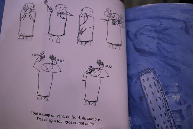 Livre jeunesse Langue des signes - Livre Paris 2016