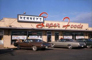1972 or so - Kenney's Super Foods