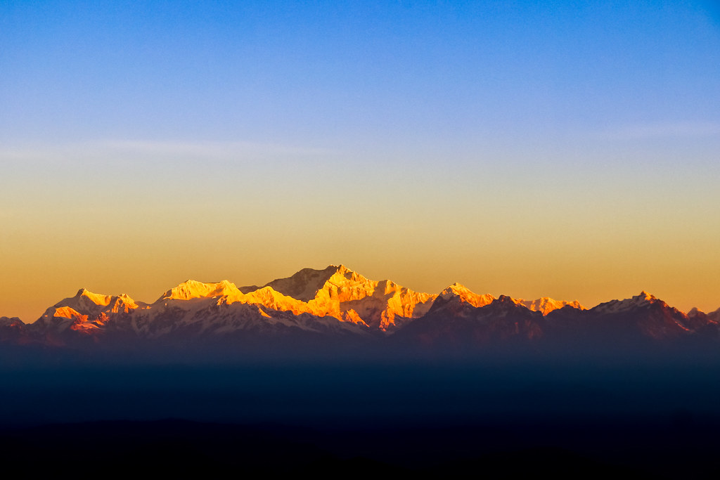 || The Mighty Kanchenjungha ||