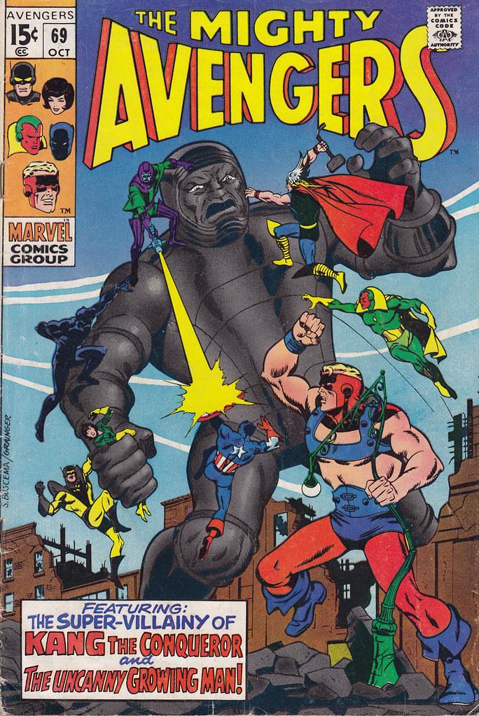Avengers Reihe