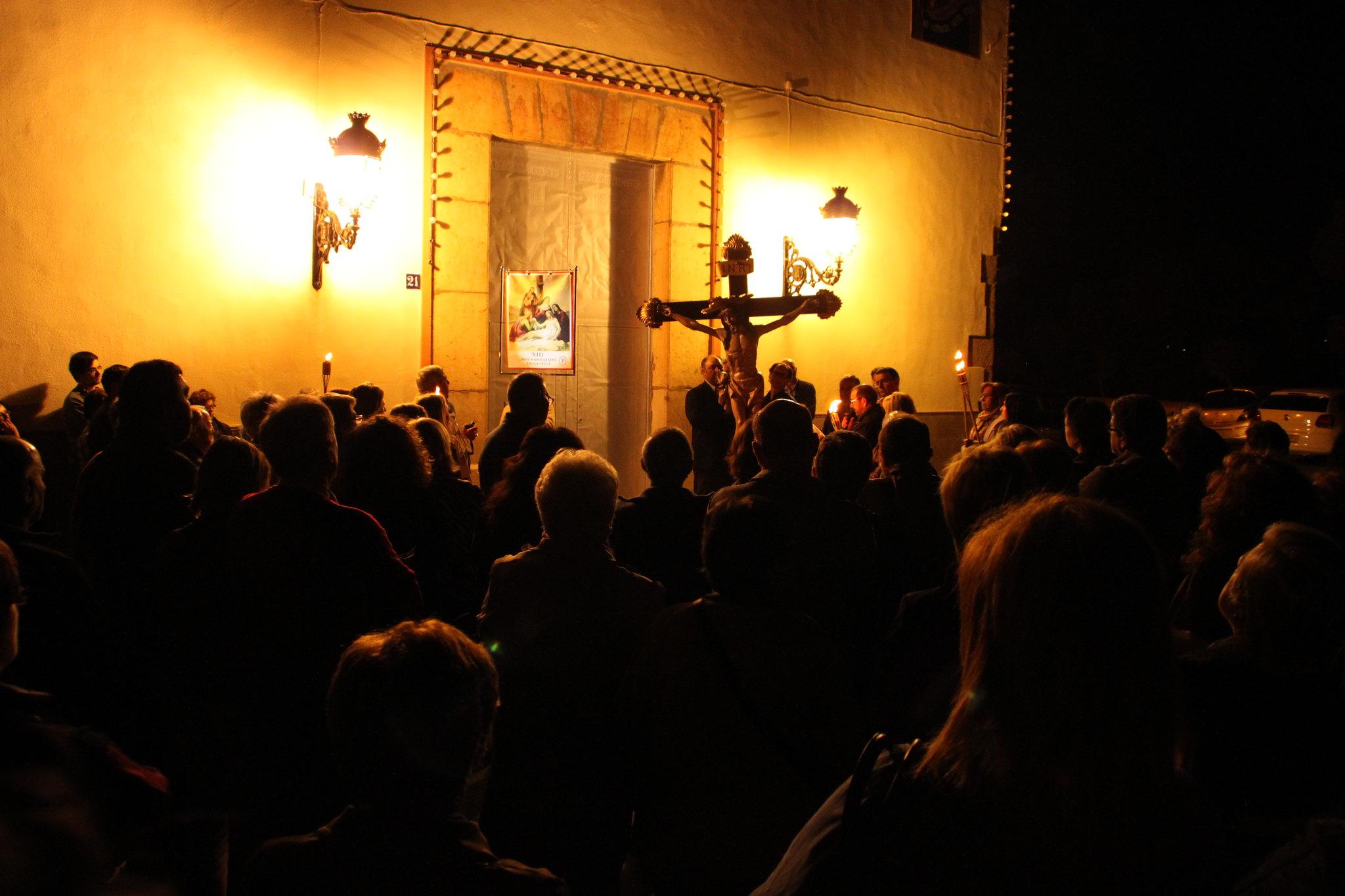 (2014-04-01) -  V Vía Crucis nocturno - Javier Romero Ripoll (162)