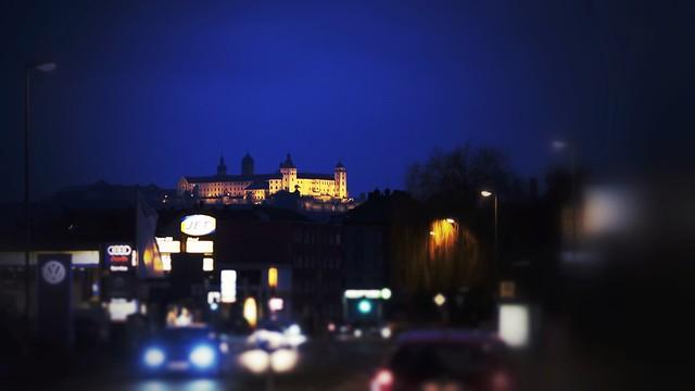 Würzburg Festung Marienberg
