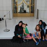 Viajefilos en la Gran Mezquita de Abu Dhabi 11