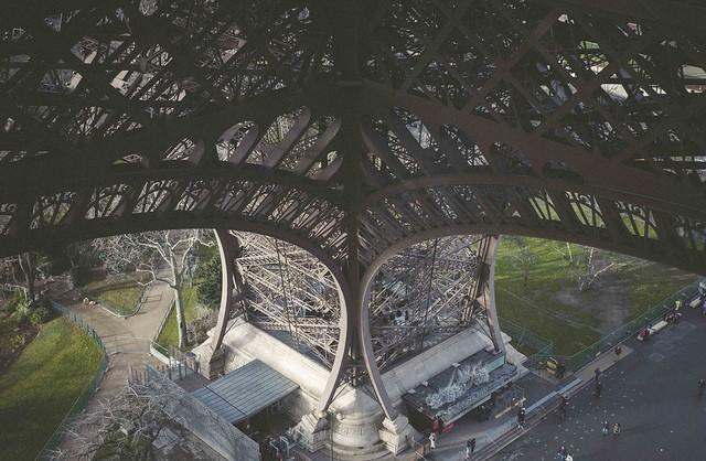 Paris - Eiffel Strut