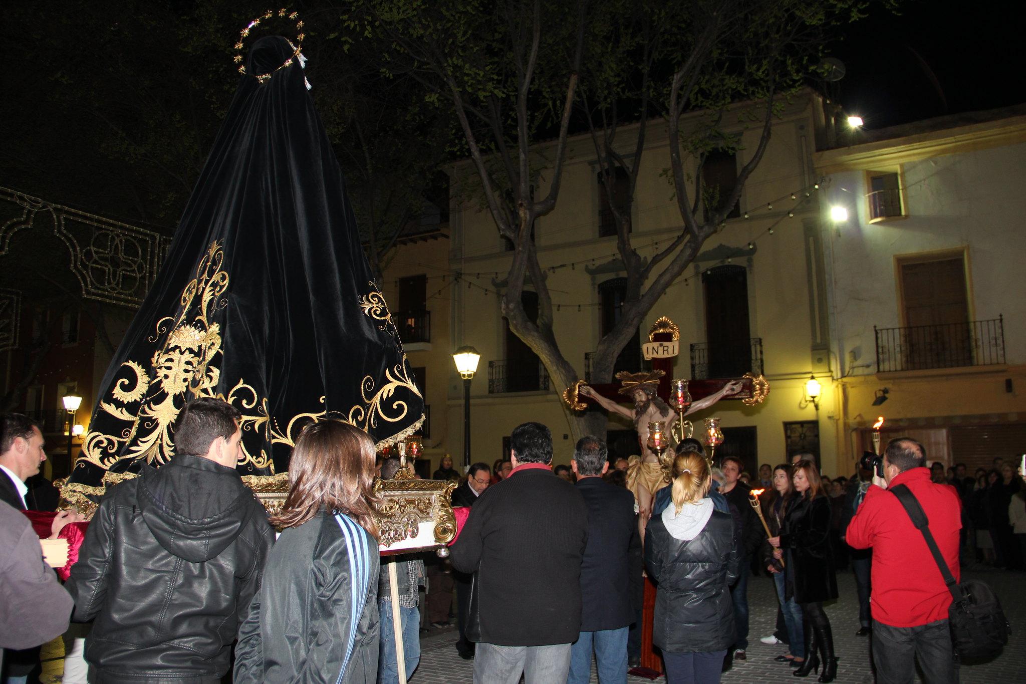 (2012-03-30) - III Vía Crucis nocturno -  Antonio Verdú Navarro  (40)