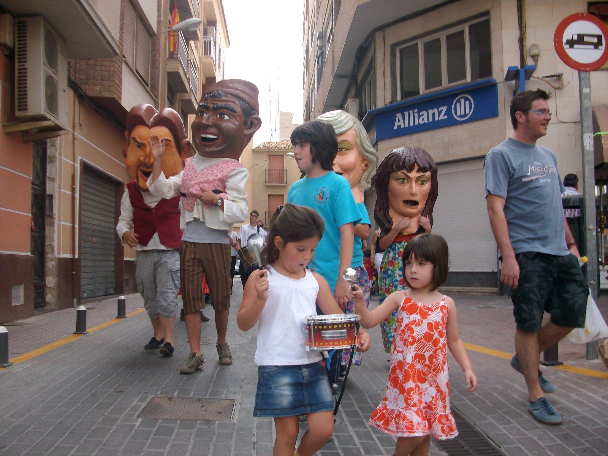 (2010-07-04) - Pasacalle Gent de Nanos - José Vicente Romero Ripoll -  (06)