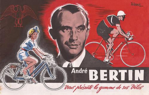 Bertin 1950s
